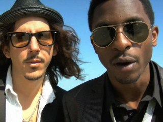 Shwayze - Lost Backstage