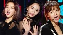 [Comeback Stage] TWICE   - BDZ (Korean Ver.) , 트와이스 - BDZ (Korean Ver.) Show Music core 20181117