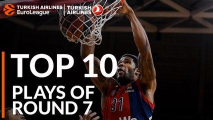 Regular Season, Round 7: Top 10 plays