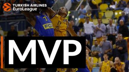 Round 7 MVP: Eulis Baez, Herbalife Gran Canaria