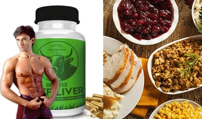 GRASS FED BEEF LIVER SUPPLEMENT & THANKSGIVING DINNER MADE HEALTHY | Fit Now with Basedow #160