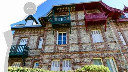 A vendre - Maison/villa - Les petites dalles (76540) - 8 pièces - 150m²