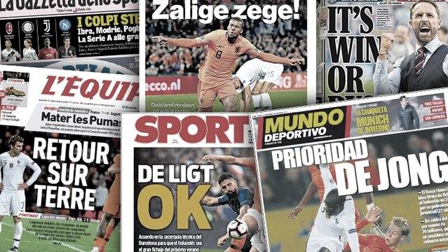 Le FC Barcelone s'enflamme pour les pépites des Pays-Bas, la Serie A prépare du lourd au prochain mercato