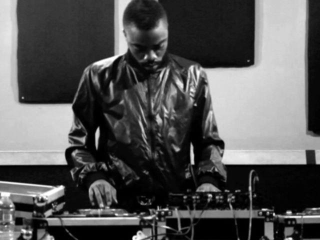 Blaqstarr - The DJ