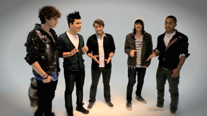 Midnight Red - One Club At A Time Acapella