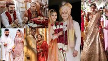 Deepika Padukone, Anushka Sharma & Actresses look sassy in Sabyasachi's Bridal outfits | Boldsky