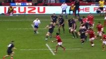 Test-match : Les Gallois sans pitié contre les Tonga
