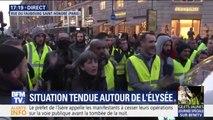"""Gilets jaunes : """"vous êtes la honte de vos parents"""", cette manifestante en colère interpelle les policiers"""