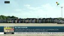 teleSUR Noticias: Llegan migrantes centroamericanos a Tijuana
