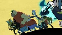 DuckTales S02E02 The Depths of Cousin Fethry!