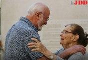 VIDEO - 70 ans après, les émouvantes retrouvailles de deux enfants de la guerre