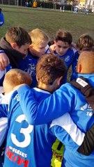 ASIM - FCB U13 cri de la victoire