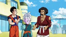 Gohan y Goku tienen una Batalla mental (Krilin vs Basil) _ DBS Español Latino