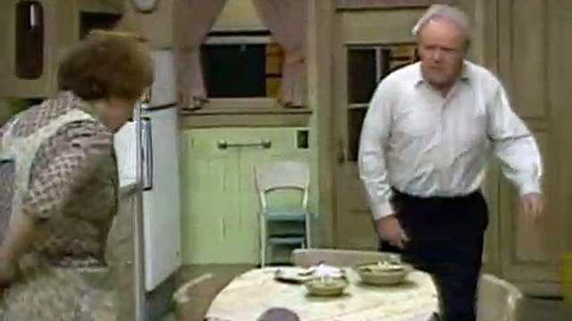 All in the Family S06E20   Archie's Weighty Problem