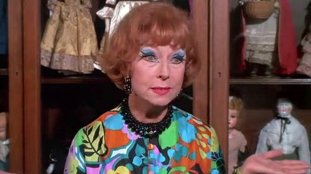 Bewitched S08 E05 - Bewitched, Bothered and Baldoni