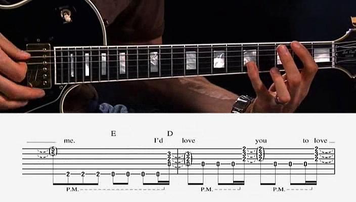 Cheap Trick – I Want You to Want Me – Guitar Tutorial