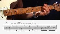 Lynyrd Skynyrd - Sweet Home Alabama - Guitar Tutorial