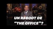 """Un reboot de """"The Office""""? Les acteurs supplient Steve Carell"""