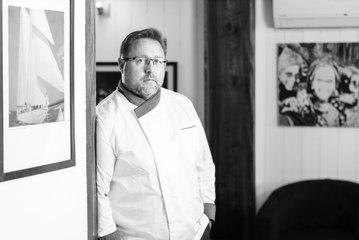 À la découverte du Chef du restaurant le Grand Large - Itinéraire Gourmand 2018