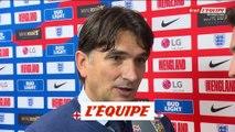 Dalic «Un match de très haut niveau» - Foot - L. nations - CRO