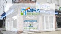 Mikaconcept, menuiseries intérieures et extérieures à Gisors.