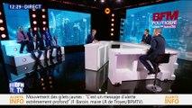 """Politiques au quotidien: """"On est en train de perdre notre autonomie fiscale"""", François Baroin"""