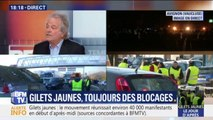 """Gilets jaunes : Pour Giesbert, """"Macron a une sorte d'arrogance, un côté tête à claques qui est au détriment de cette France là"""""""