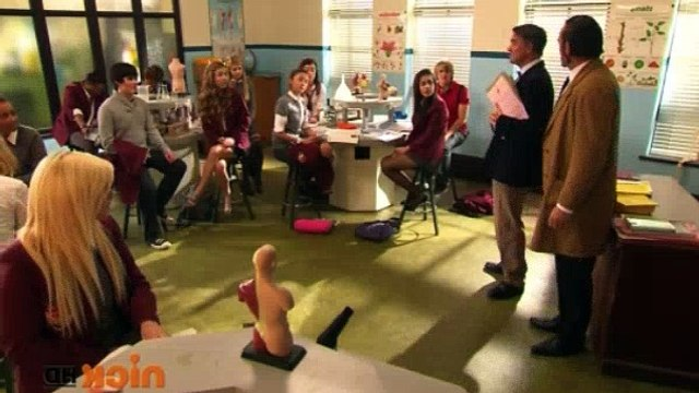 House of Anubis S02E05,E06 - House of Rivals & House of Faces
