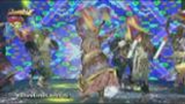 Tribal performance of Bagitos in Halo Halloween