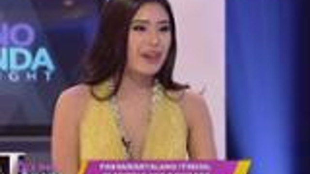 Myrtle Sarrosa reveals she took a leave of absence in UP for Your Face Sounds Familiar