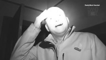 Il pense avoir filmé un fantome en direct dans une émission sur le paranormal