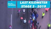 Étape 3 / Stage 3 Bridlington / Scarborough - Flamme Rouge / Last Kilometer - Tour de Yorkshire 2019