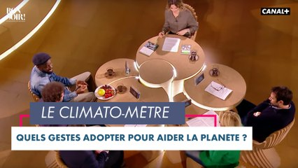 Le climatomètre - Bonsoir ! du 04/05 - Canal+