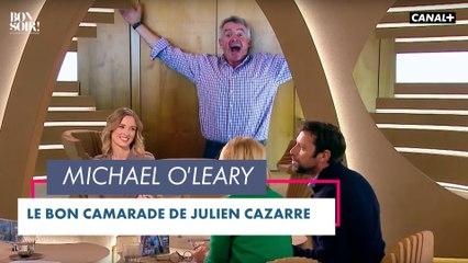 Le bon camarade : Michael O'Leary - Bonsoir ! du 04/05 - Canal+