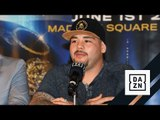 Andy Ruiz Jr. Introductory Press Conference