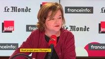 """Nathalie Loiseau (LREM) : """"Il faut beaucoup mieux accueillir les réfugiés que nous le faisons aujourd'hui. Le droit d'asile est une invention européenne (...) ne l'oublions jamais"""""""