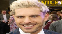 Zac Efron Interview Extremely Wicked Shockingly Evil and Vile Premiere