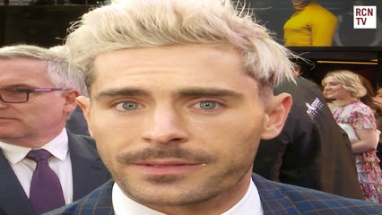 Zac Efron  Extremely Wicked Shockingly Evil and Vile Premiere Arrival