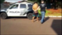 Jovem se dá mal após invadir casa de policial civil