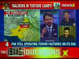 Pakistan's concentration camp in Balochistan; still operating terror factories on its soil