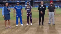 IPL 2019 MI vs KKR: Rohit won the toss & elected to field first against KKR | वनइंडिया हिंदी