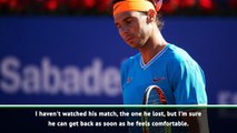Nadal always the favourite on clay - Nishikori