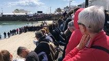 Plus de 6000 visiteurs pour la première fête de la coquille Saint-Jacques