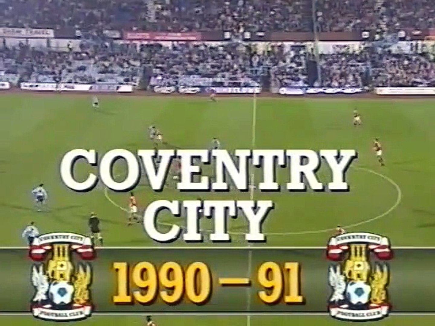 Coventry City 1990-91 Season Review  1of2