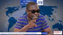 JTE : Horizon 2020, Gbi de fer parle de la situation sociopolitique