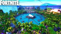 HUNGER GAMES in Fortnite Creative (Codes in Comments) TICK TOCK | Fortnite Battle Royale