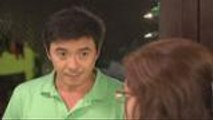 Mamay allows Mang Cris to court her