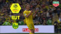But Valentin RONGIER (80ème) / FC Nantes - Dijon FCO - (3-0) - (FCN-DFCO) / 2018-19