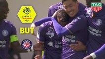 But Matthieu DOSSEVI (51ème) / Toulouse FC - Stade Rennais FC - (2-2) - (TFC-SRFC) / 2018-19