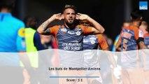 Revivez les buts de Montpellier-Amiens (1-1)